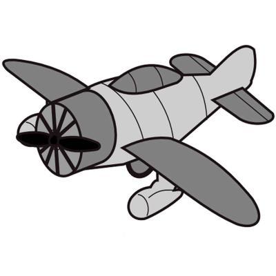 Molde mona de Pascua chocolate Avión