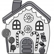 Motllo Mona Pasqua Xocolata Casa Hansel&Gretel