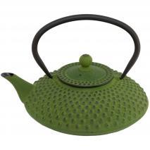 Tetera de ferro fos Jing verda