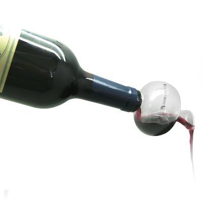 Mini decantador vino para cuello botella