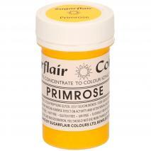 Colorant en pasta concentrat 25 g groc primrose