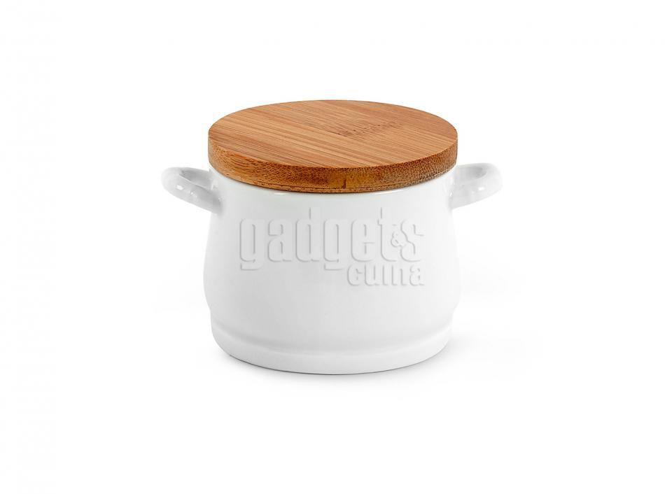 Salero de cocina marmite con tapa gadgets cuina for Saleros de cocina