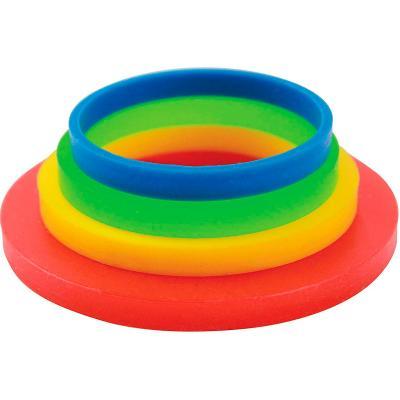 Juego 4 anillos guía para rodillos PME grande