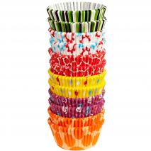 Paper cupcakes x300 Festa colors