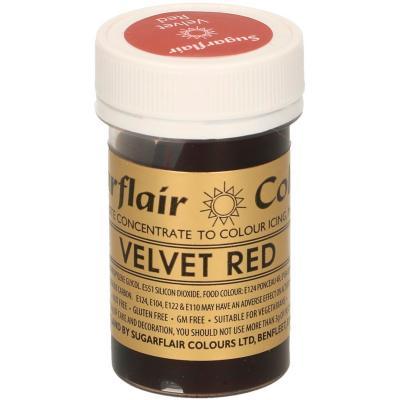 Colorante en pasta concentrado 25 g Red Velvet