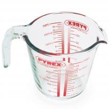 Gerra mesuradora vidre Pyrex