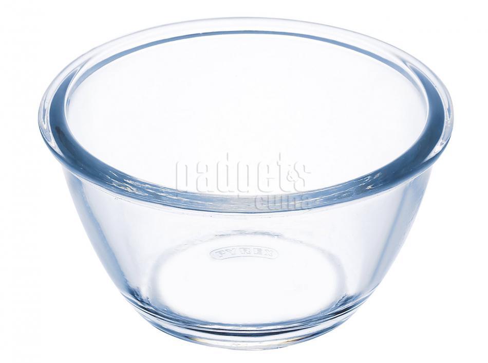 Mini bol vidrio pyrex gadgets cuina - Bol de vidrio ...