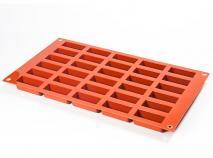 Molde silicona Mini Buche 30 cavidades