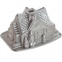 Molde Casita Gingerbread House Nordic Ware