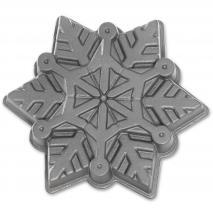 Molde Copo de Nieve Nordic Ware