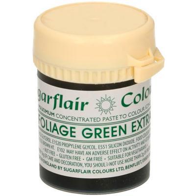 Colorante en pasta concentrado 42 g extra Verde