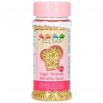 Sprinkles virutas azúcar 80 g metalizada