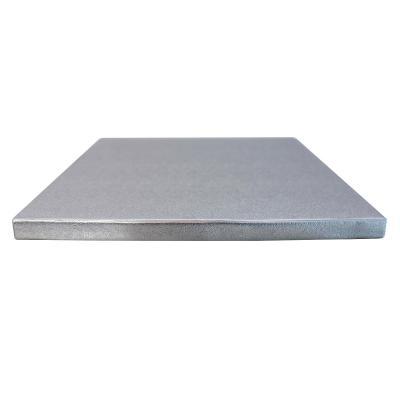 Base pasteles cuadrada grosor 1 cm