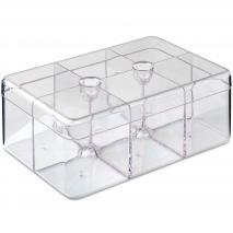 Caja para bolsas te rectangular
