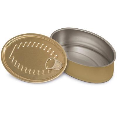 Set 10 latas conserva oval tapas y aperitivos