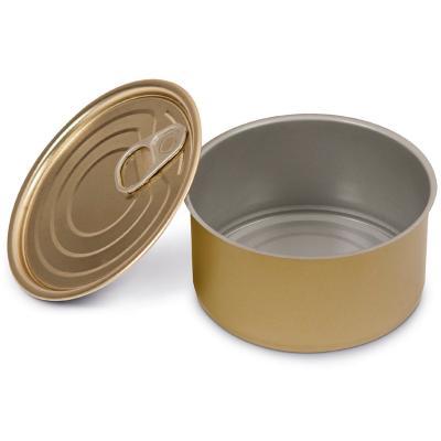Set 10 latas conservas redondas 9 cm