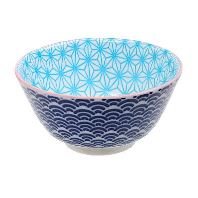 Bol arroz sushi japonés Wave