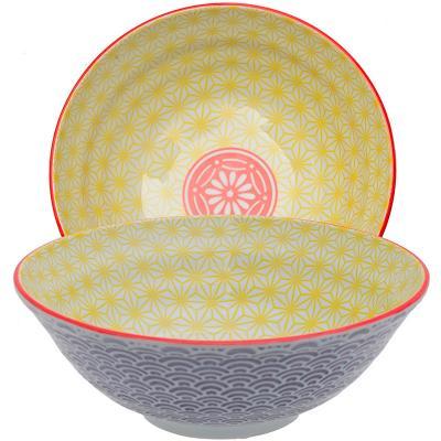 Bol noodles sopa japonés Wave
