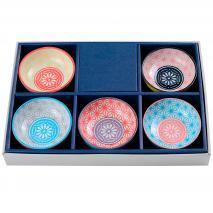 Set japonés Wave 5 piezas