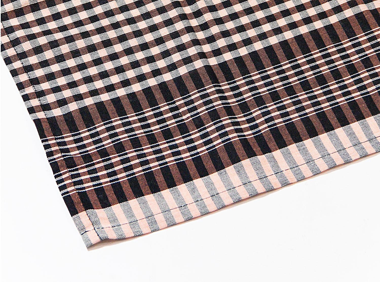 Delantal algodón farcell 81x62 cm sin peto