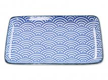 Safata Nippon Blue ona 21x13 cm