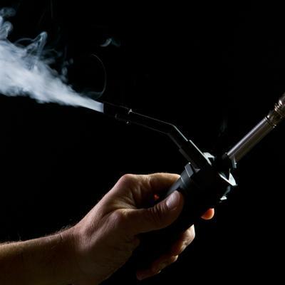 Pipa de humo eléctrica Aladin