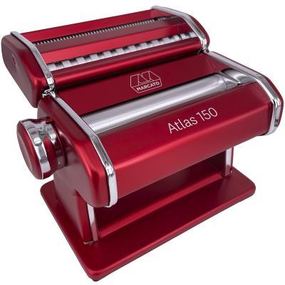 Máquina pasta fresca Atlas Marcato 150 rojo