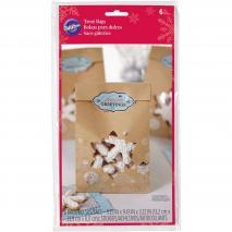 Bosses galetes i dolços x6 Flocs de neu