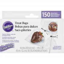 Mega pack 150 bolsas para dulces y galletas