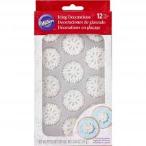 Set 12 decoracions Floc de Neu