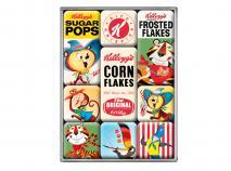 Joc 9 imants cereals Kellogg's