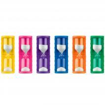 Rellotge de sorra 4 min. per a te bodum colors