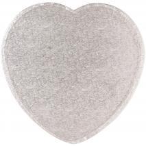 Base Pasteles Corazón 27,5 cm