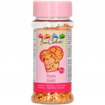 Sprinkles Estrellas doradas 60 g
