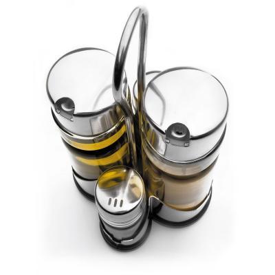 Juego vinagrera 4 piezas Lacor Basic