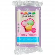 Fondant FunCakes 250 g violeta fancy