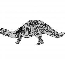 Motllo Mona pasqua xocolata Dinosauri