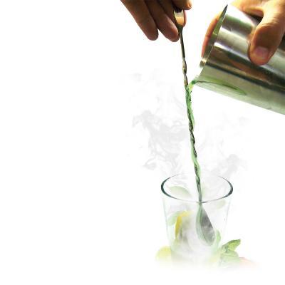 Cuchara Gin tonic Vin bouquet