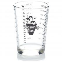 Mini vaso medidor cristal 120 ml