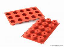 Molde multicavidad Sushi Roll 15 cavidades