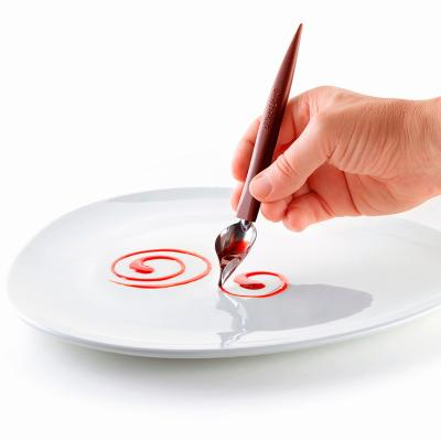 Juego de 2 plumas para escribir y decorar Spoon