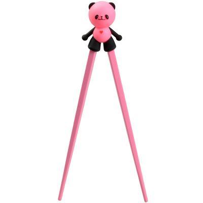 Palillos japoneses Panda rosa x2