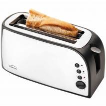 Tostadora de pan tostada larga doble ranura