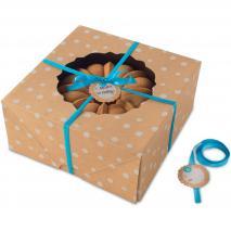 Set 2 caixes i bases per Bundt Cake