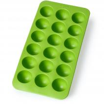 Molde cubitos redondos silicona Lekue