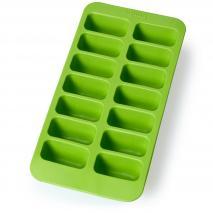Molde cubitos silicona Lekue rectangular