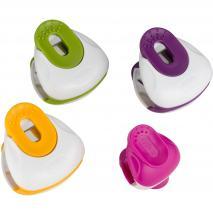 Juego bag clips iman 3 grandes 1 pequeño