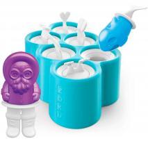 Molde 6 helados Zoku Polar  Pop