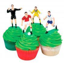 Juego 9 piezas decoración fútbol PME