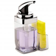 Dosificador jabón Simple Human contenedor